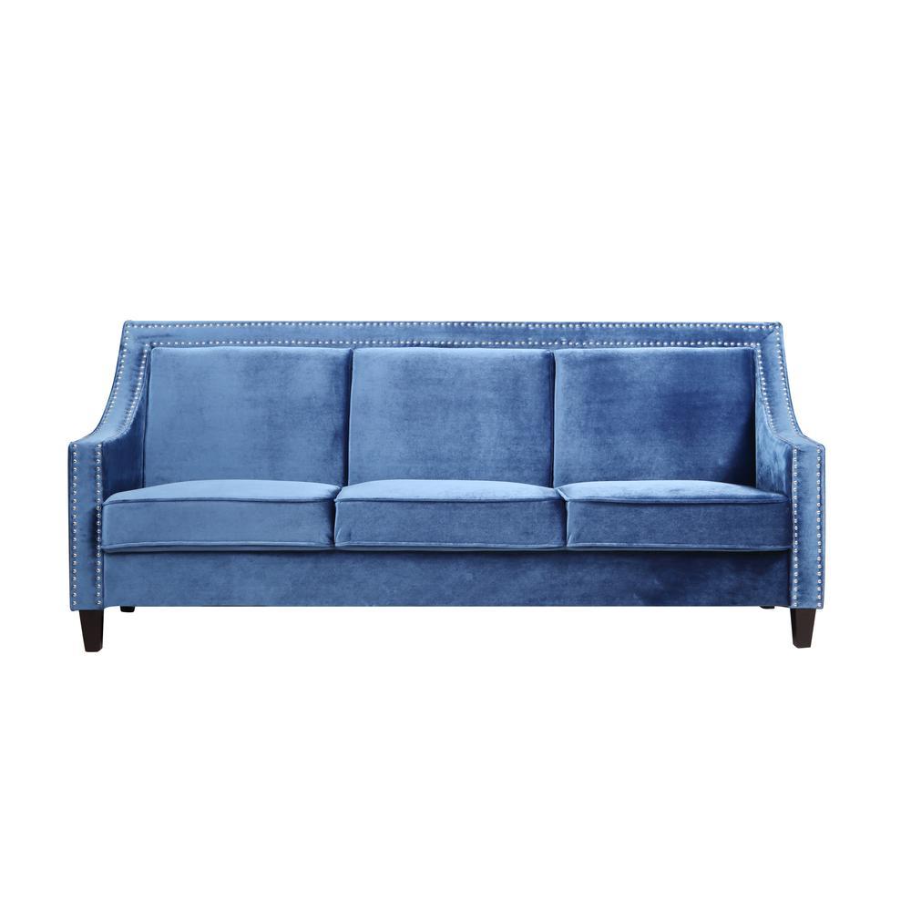 Munich Navy Sofa