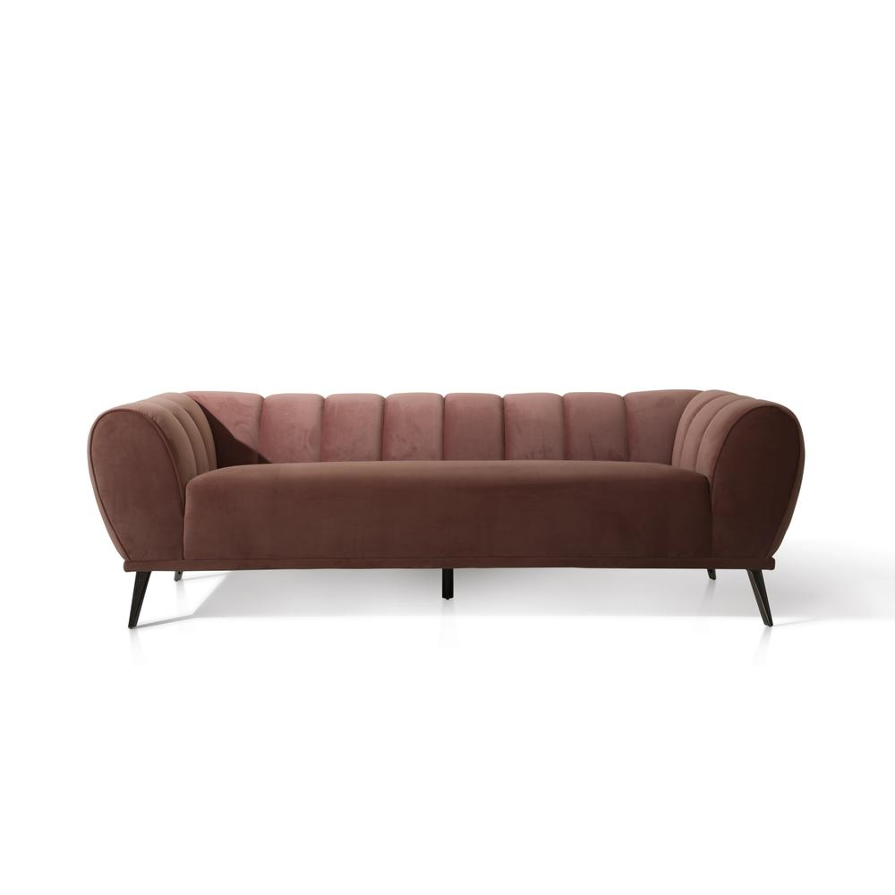 Giorgio Leather Reclining Sofa: Giorgio Brick Sofa
