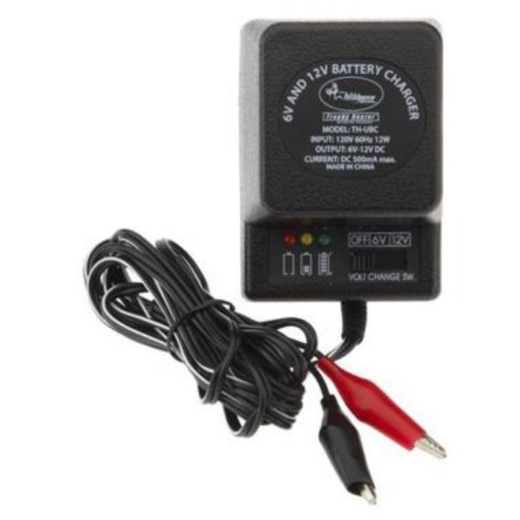 BL-C6/12 BATTERY CHARGER. Picture 1