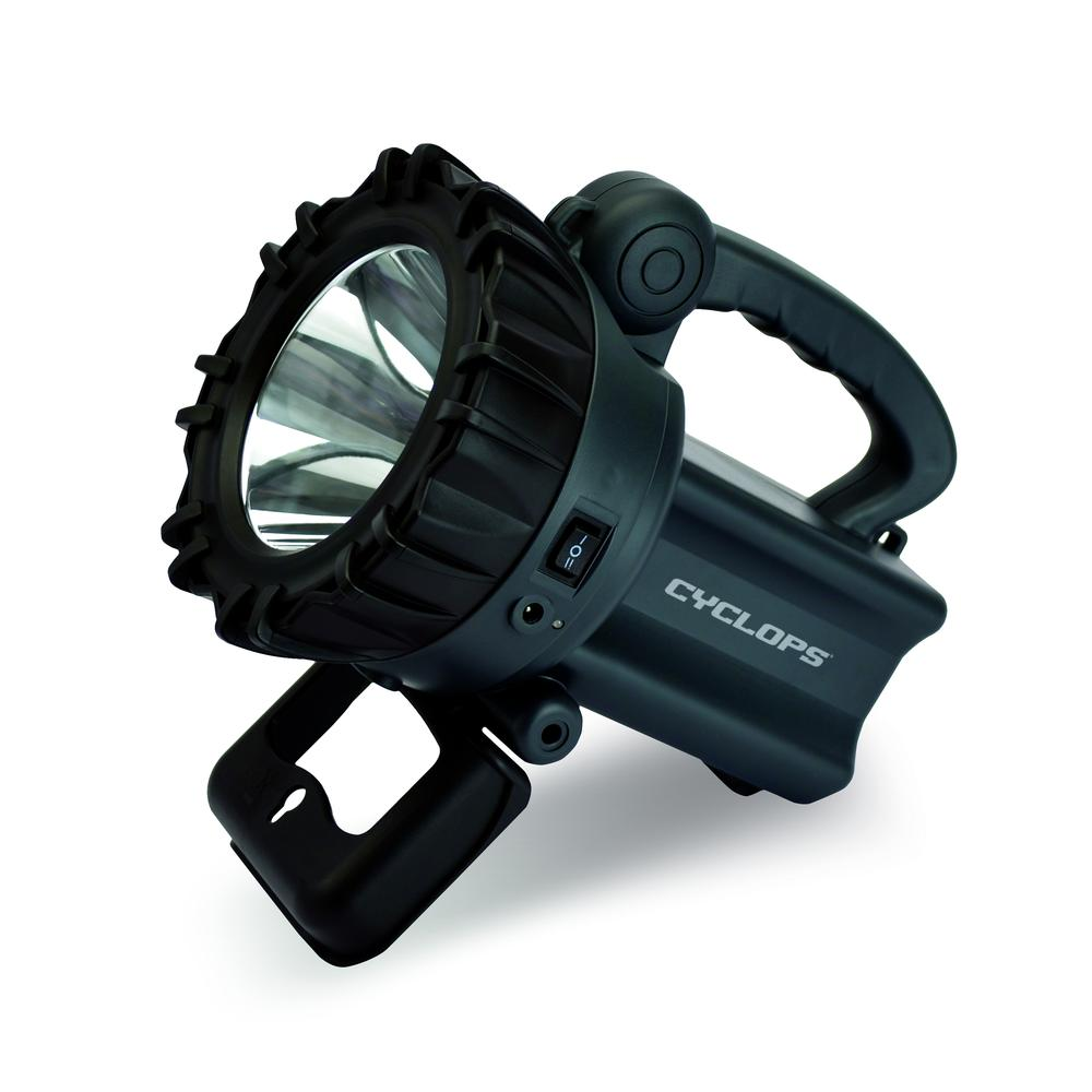10 Watt Rechargeable Spotlight. Picture 1