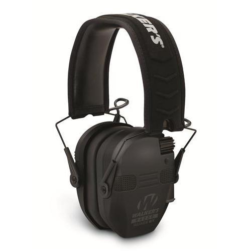 Walker's Razor Quad Bluetooth Muff. Picture 2