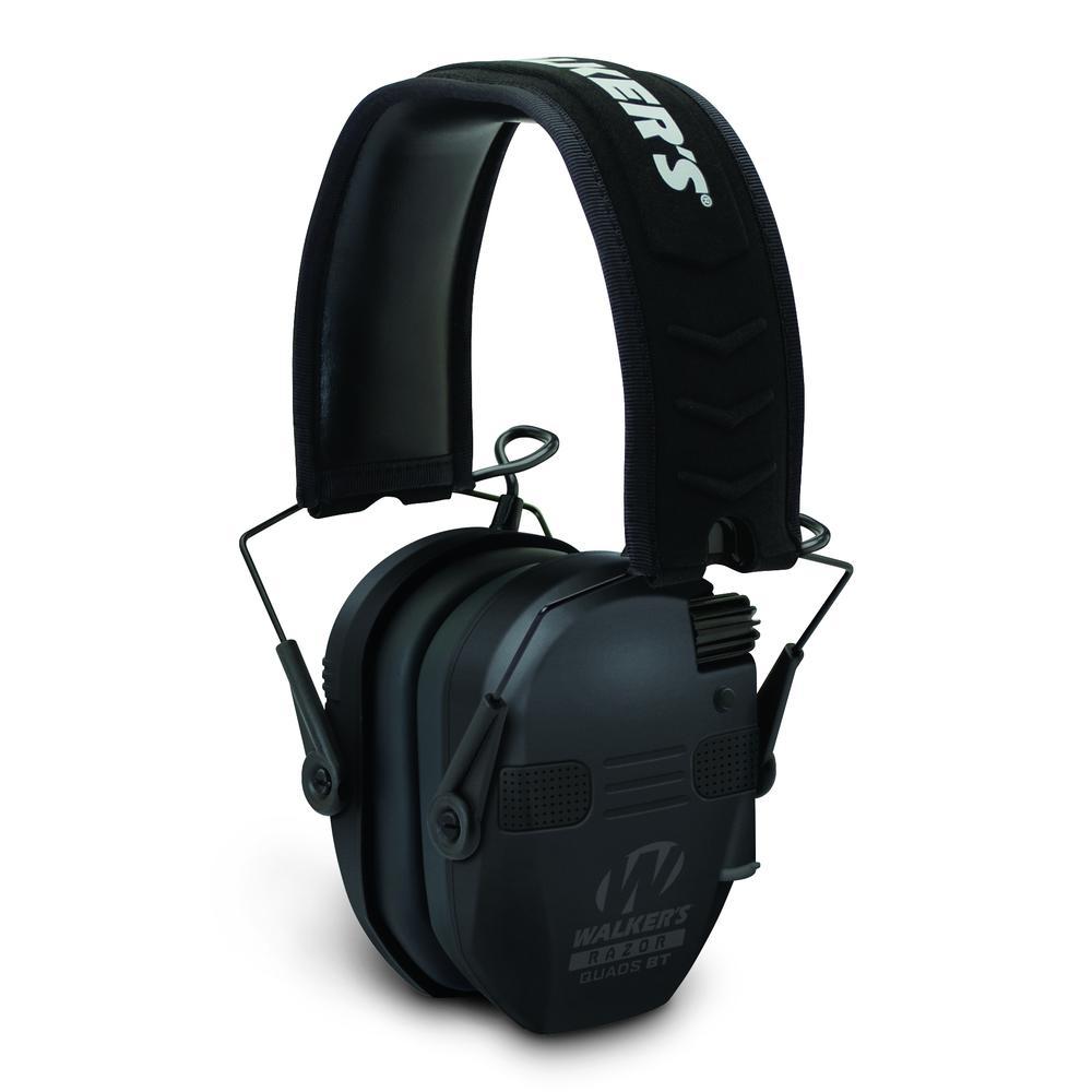Walker's Razor Quad Bluetooth Muff. Picture 1