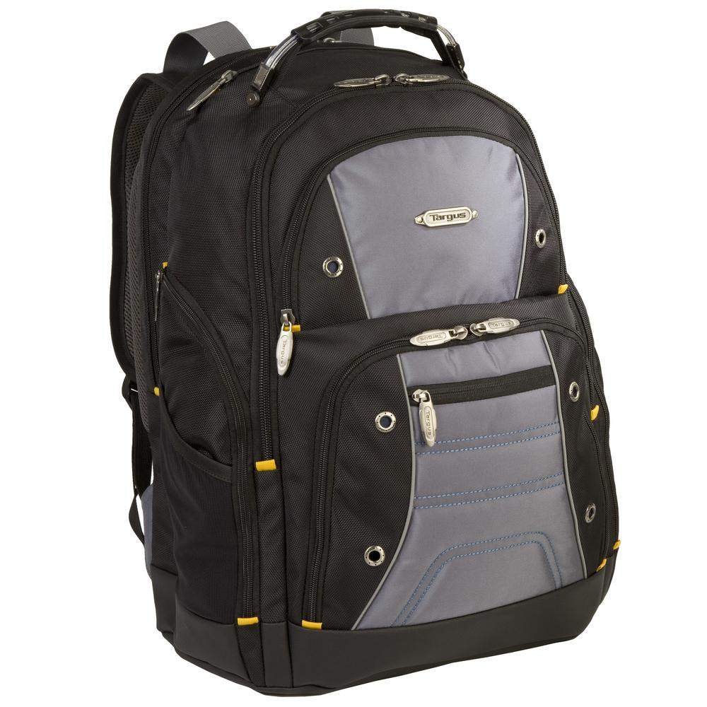 16in Drifter II Backpack, Black Gray. Picture 1