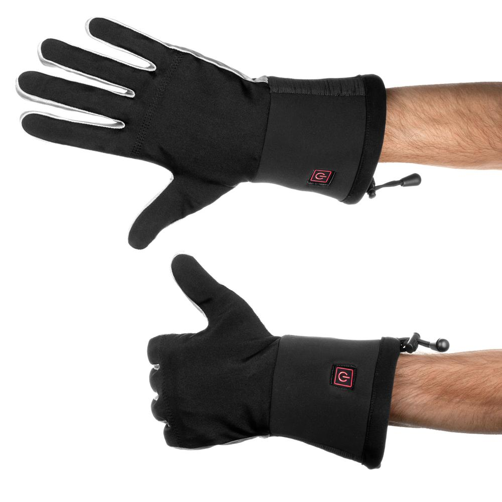 THERMO HEATED GLOVES SMALL. Picture 1