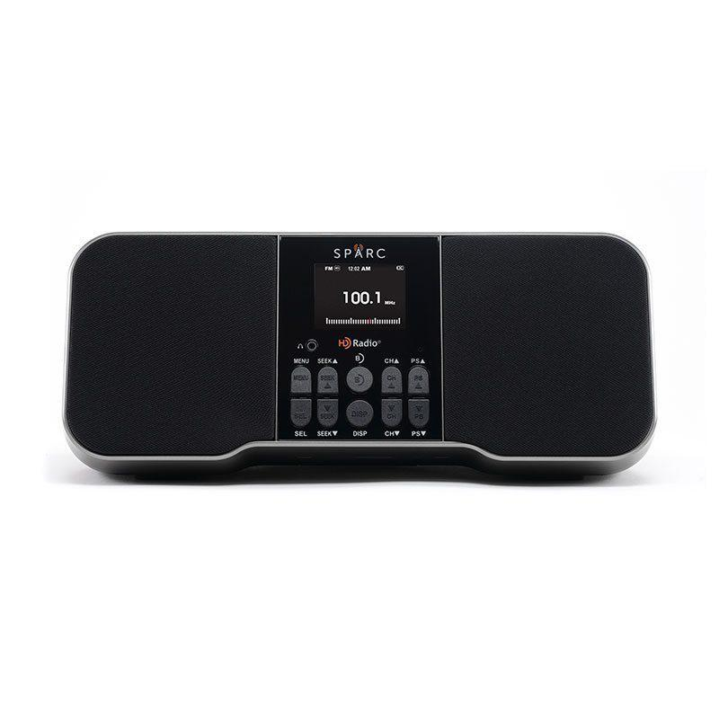 HD AM/FM Table Radio. Picture 1