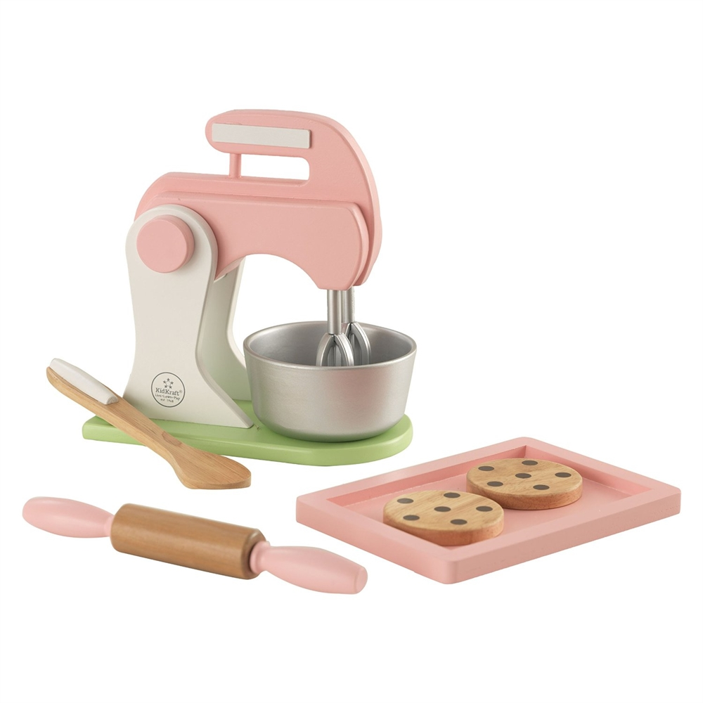 Kidkraft uptown pastel baking set for Furniture 63366