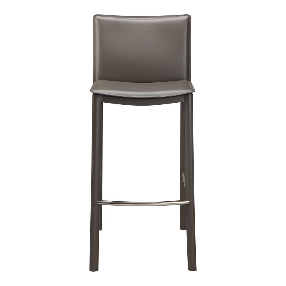 "Panca Counter Stool 26"" Charcoal. Picture 4"
