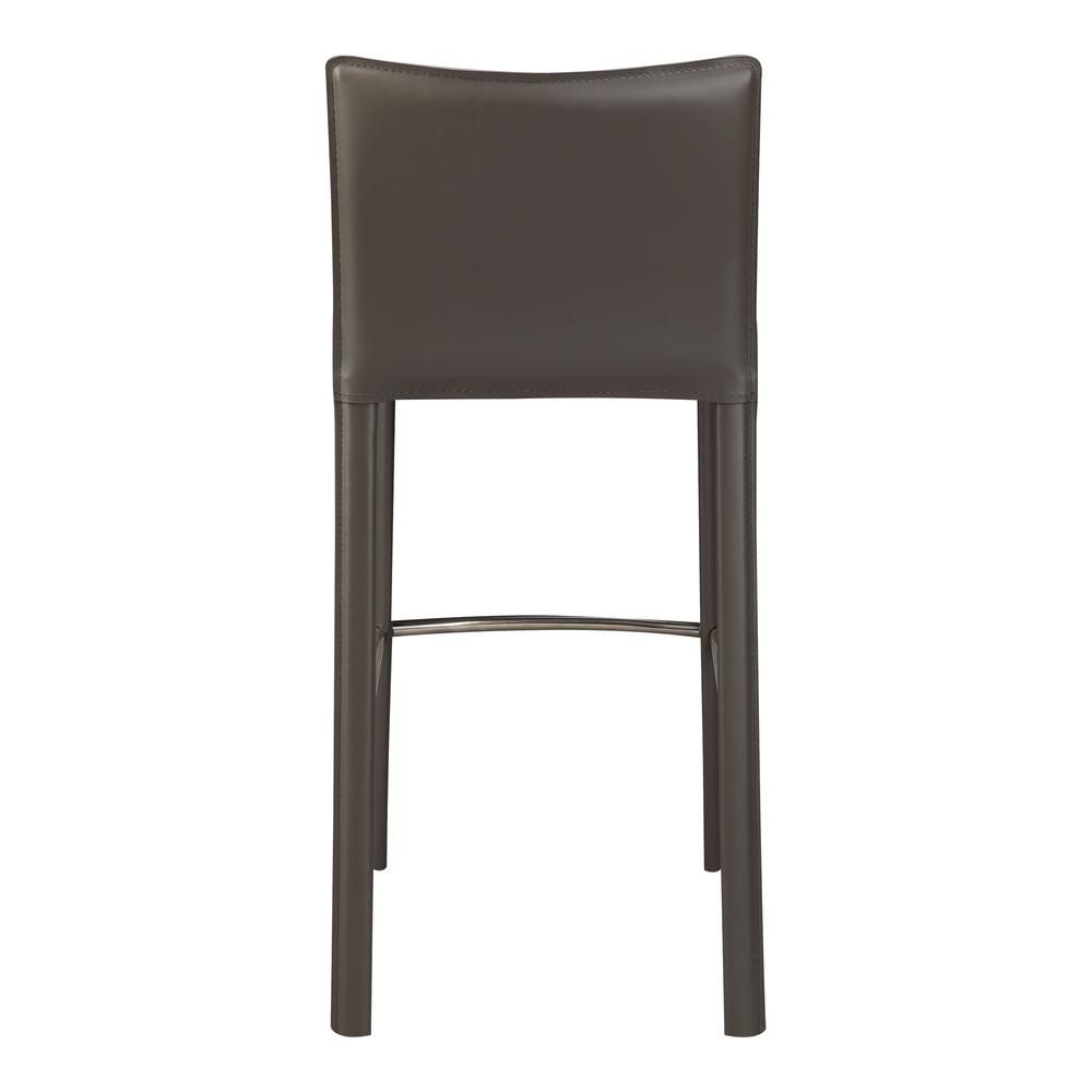 "Panca Counter Stool 26"" Charcoal. Picture 3"
