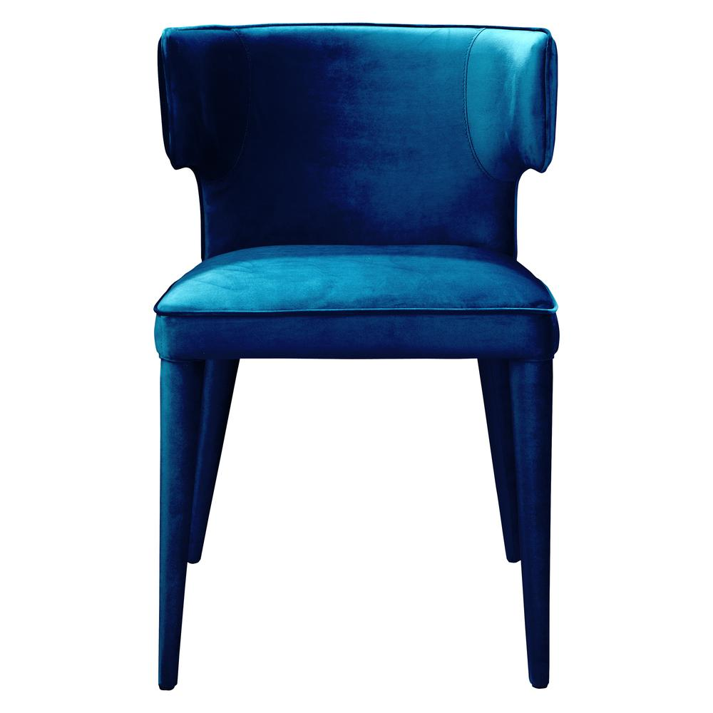Jennaya Dining Chair Teal. Picture 3