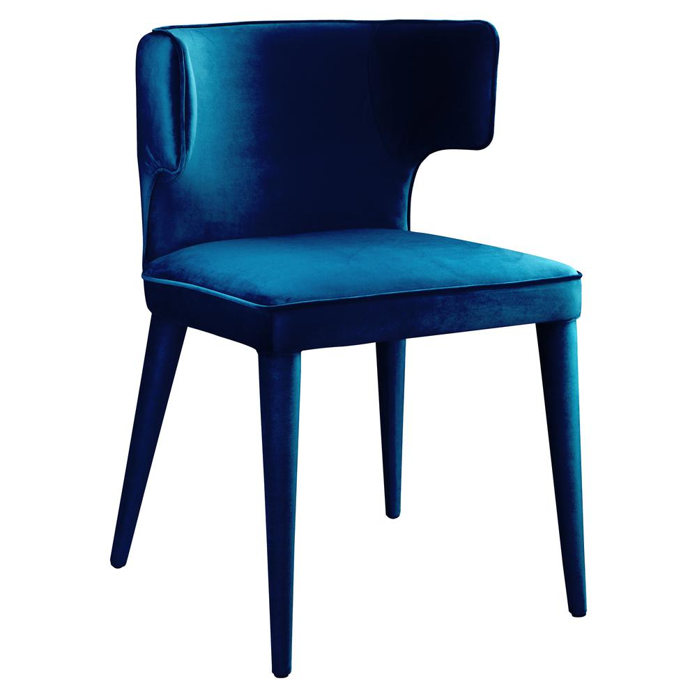 Jennaya Dining Chair Teal. Picture 1