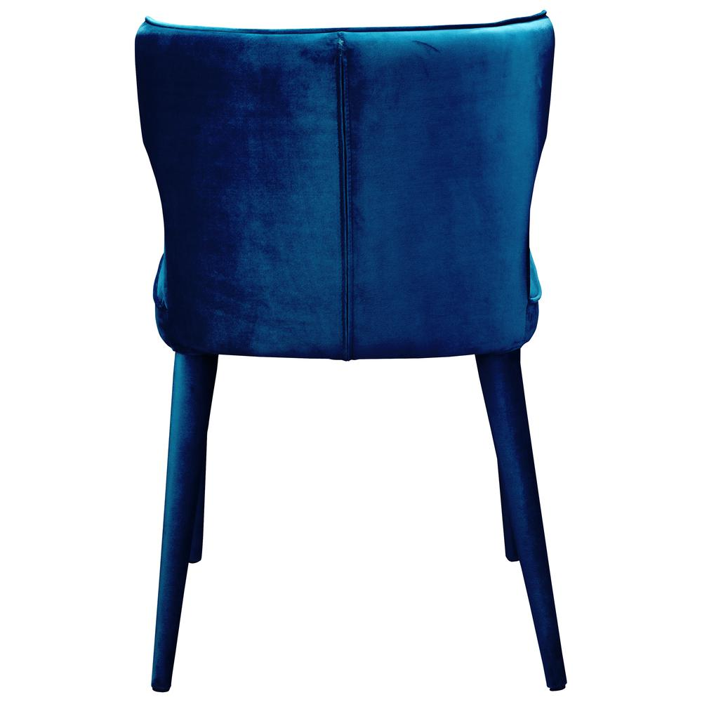 Jennaya Dining Chair Teal. Picture 4