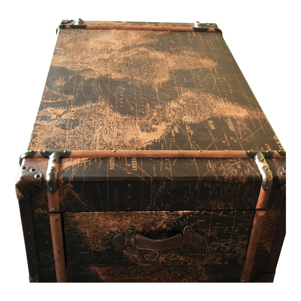 Gulliver S Trunk Coffee Table: Gulliver'S Trunk Coffee Table