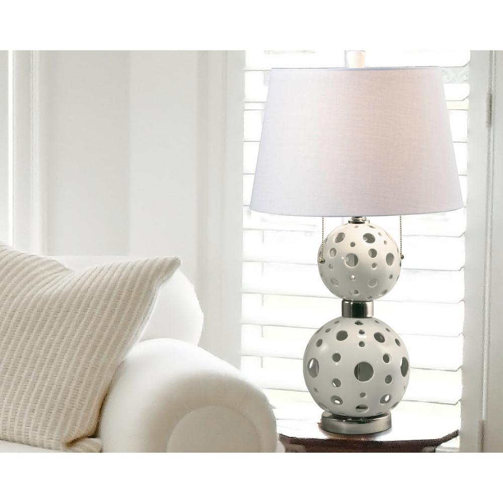 "Springdale 27.5""H Encore Ceramic Table Lamp. Picture 2"