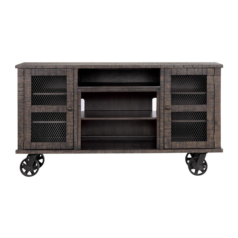 Duncan Storage Coffee Table: Duncan Media Console