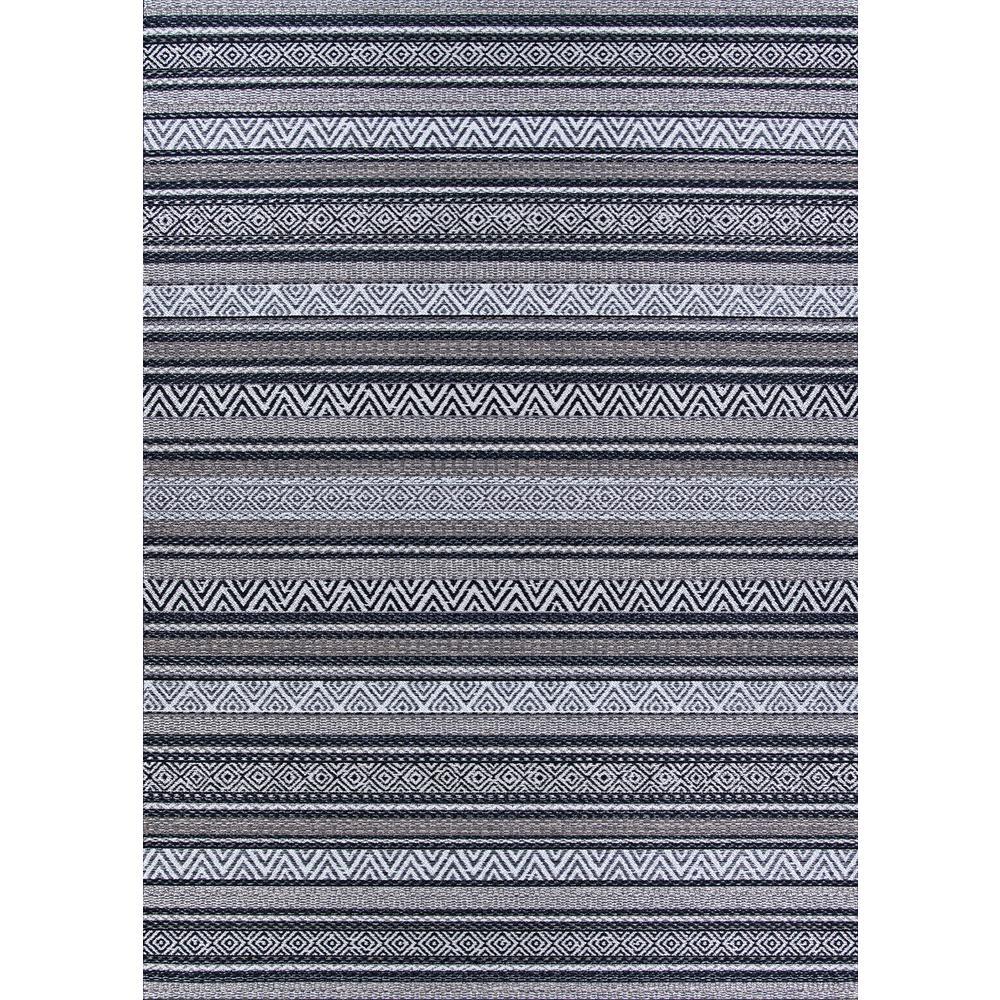 """Eternity Landscapes Ocean Area Rug: Cobija Area Rug, Oscura ,Rectangle, 6'6 X 9'6"""""""