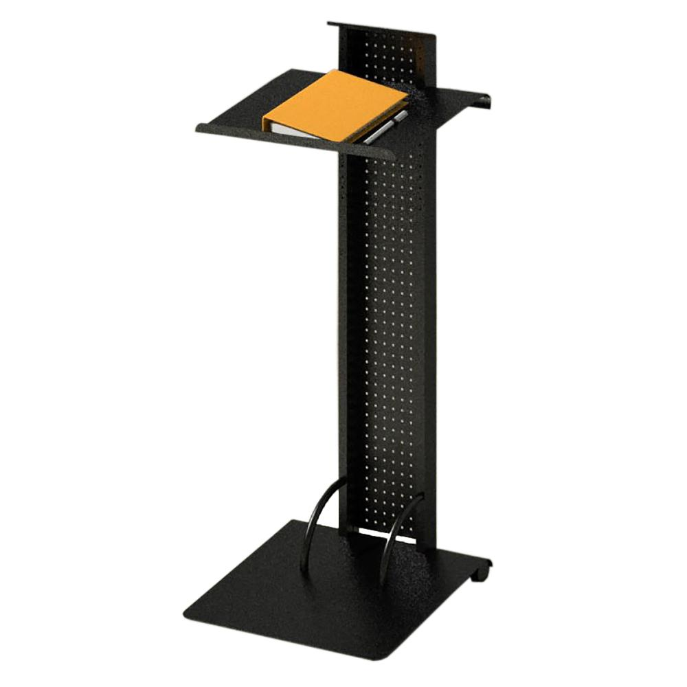 Lighted Lectern, Black. Picture 2