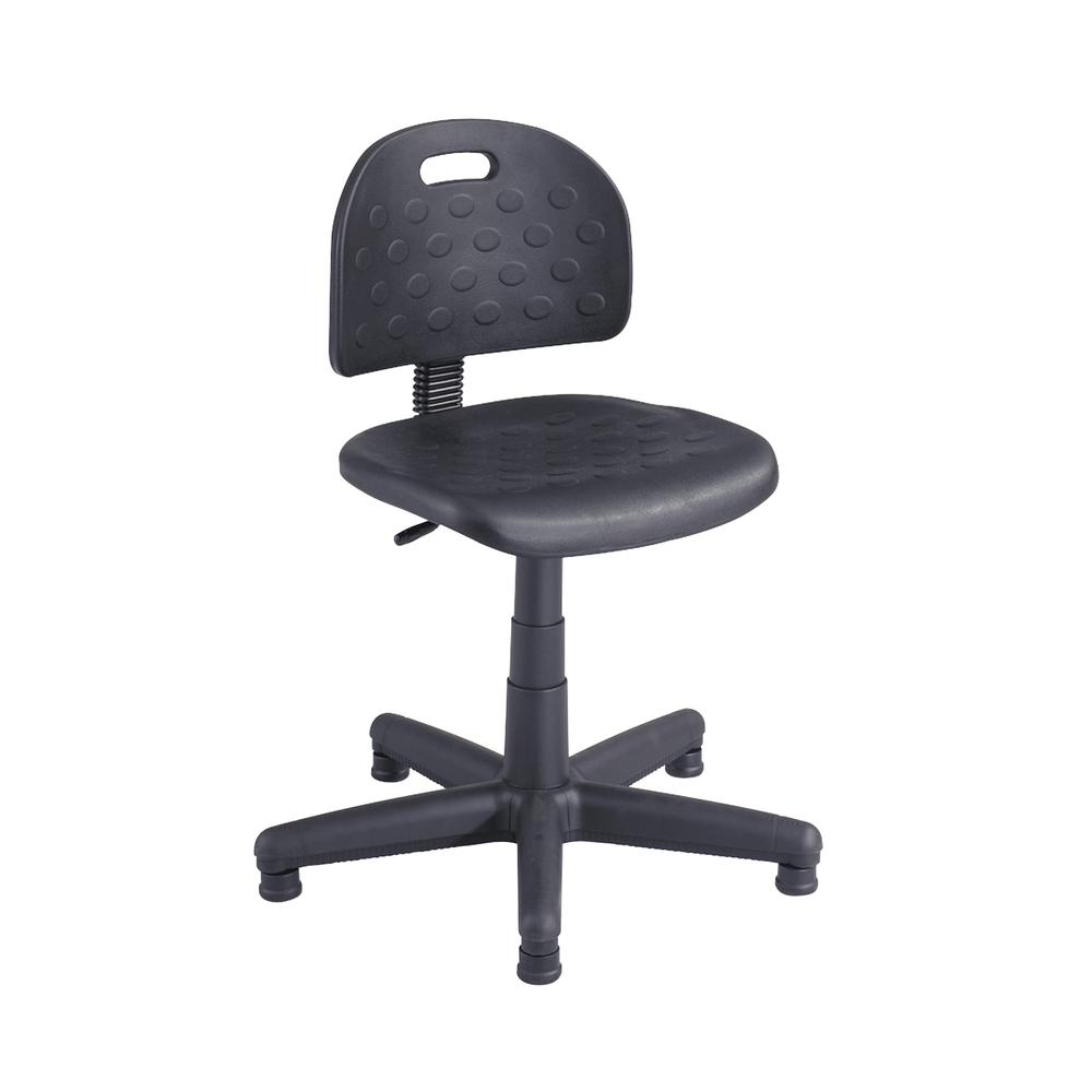 Soft Tough™ Economy Task Chair Black. Picture 2
