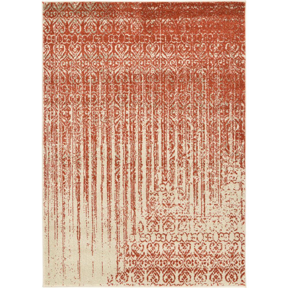 Unique Loom Jennifer Del Mar Rug