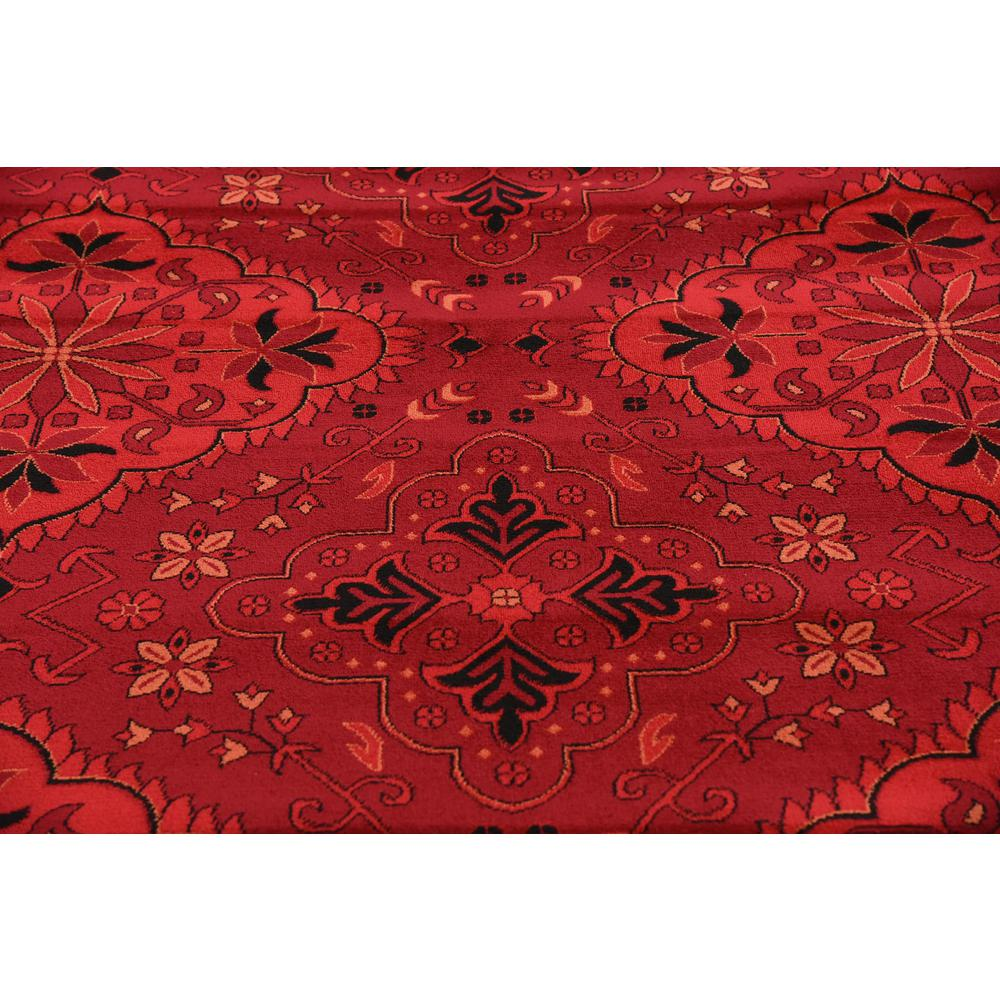 McKinley Tekke Rug, Red (9' 0 x 12' 0). Picture 5
