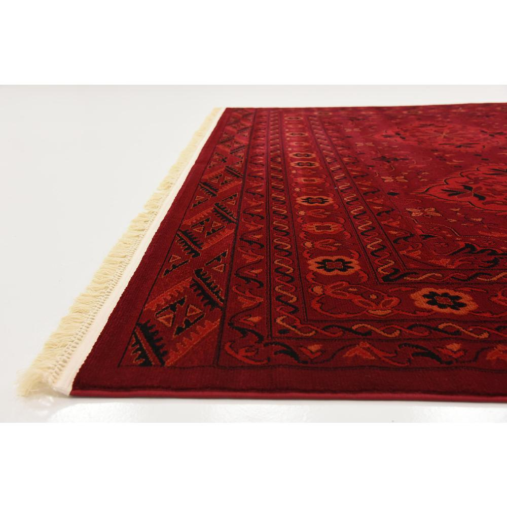 McKinley Tekke Rug, Red (9' 0 x 12' 0). Picture 6