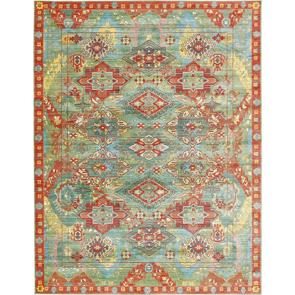 Cavatina Austin Rug, Multi (9' 0 x 12' 0). Picture 1