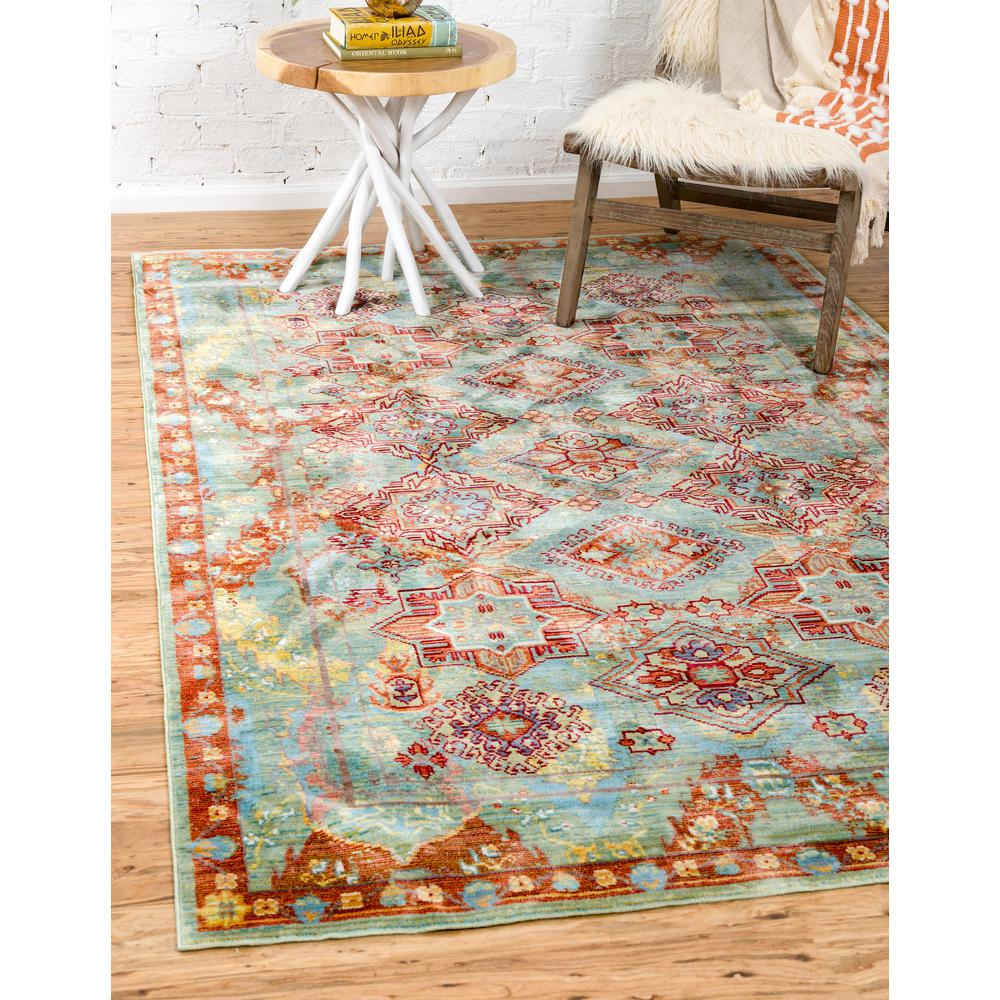 Cavatina Austin Rug, Multi (9' 0 x 12' 0). Picture 2