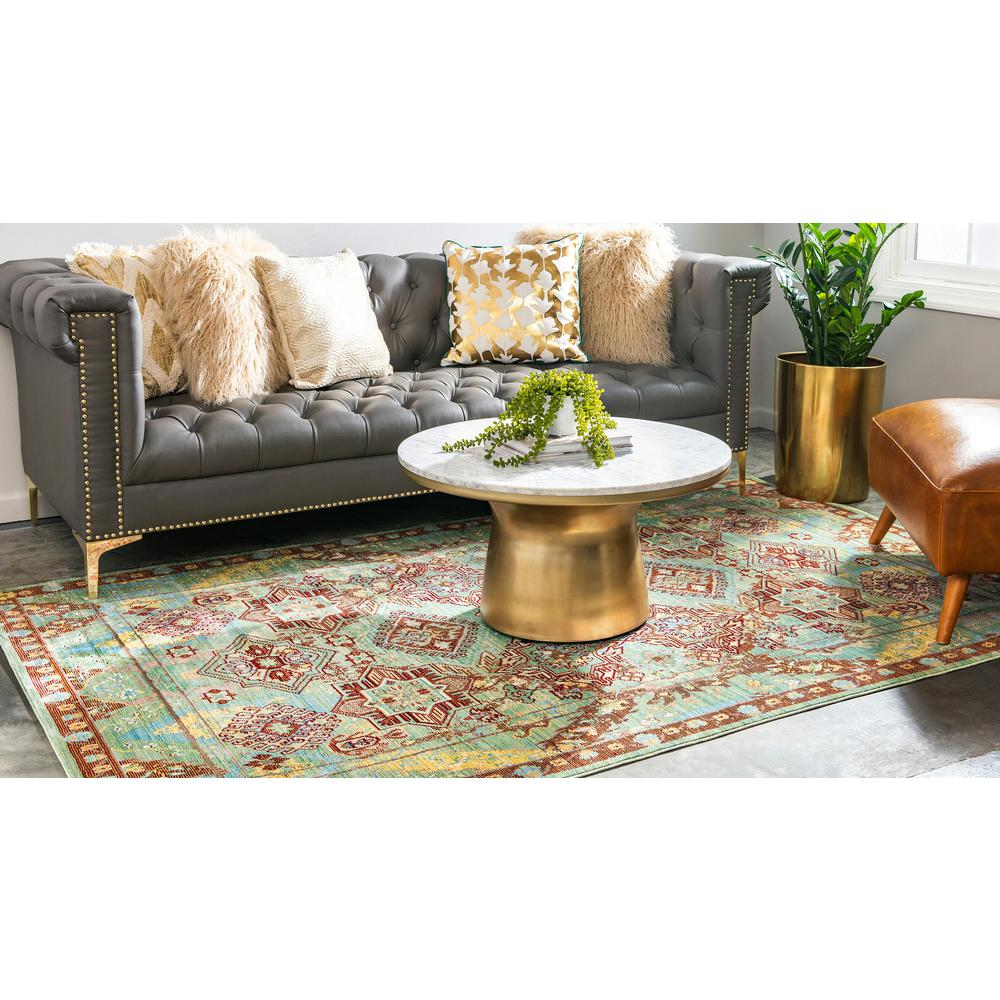 Cavatina Austin Rug, Multi (9' 0 x 12' 0). Picture 3