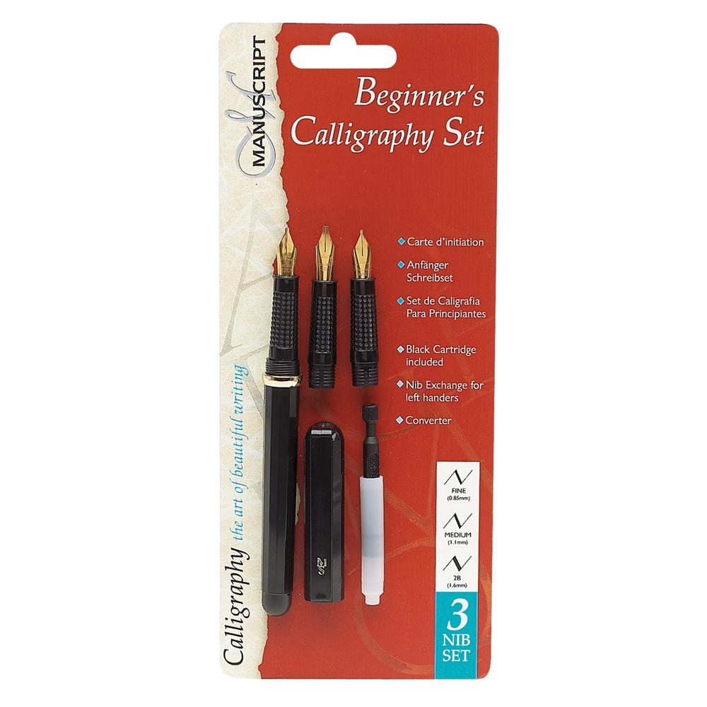 Beginner S Calligraphy Set