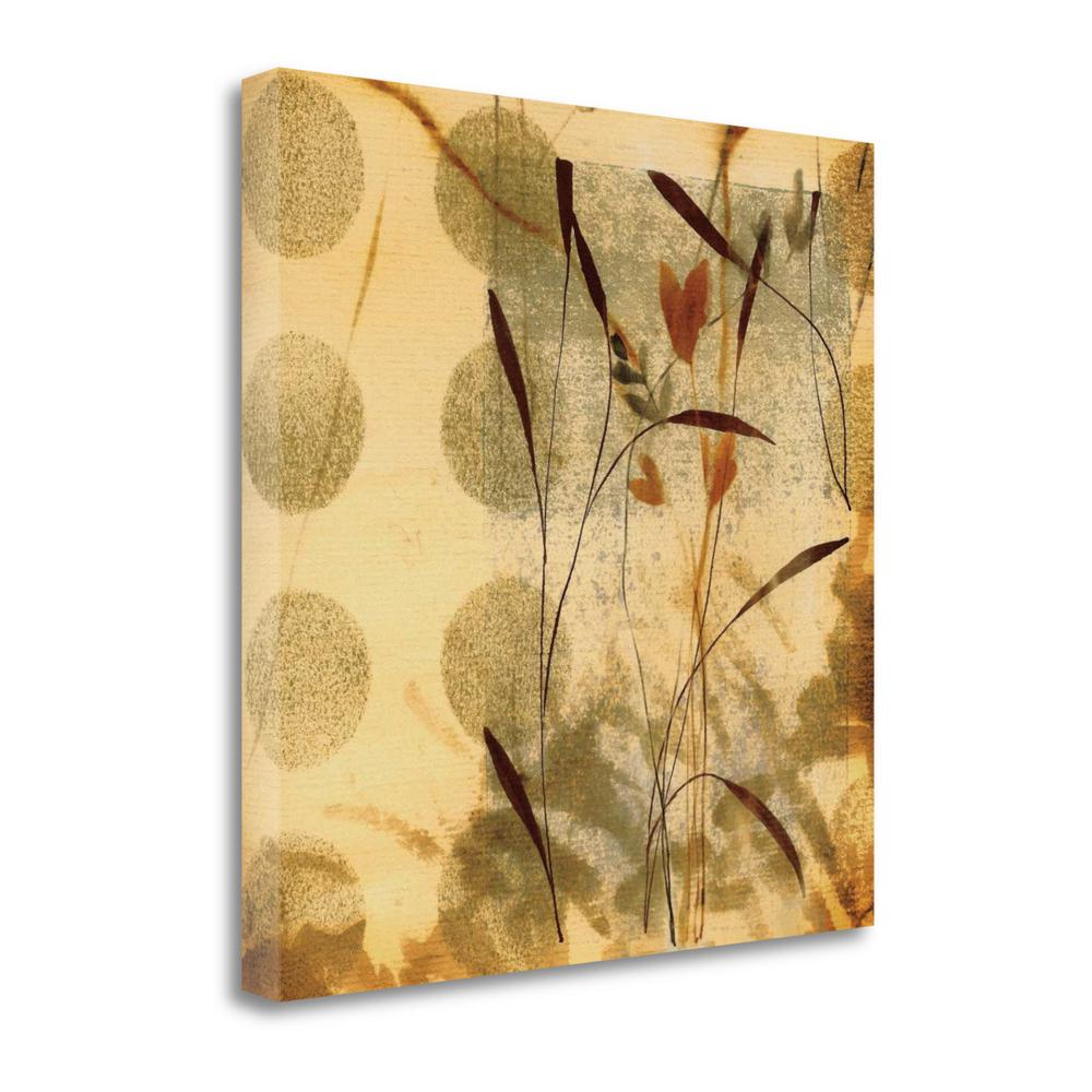 """Playful Meadow II"" By Fernando Leal, Giclee Print on Gallery Wrap Canvas, 1.5"" x 25"", CA312727-2525c. Picture 1"