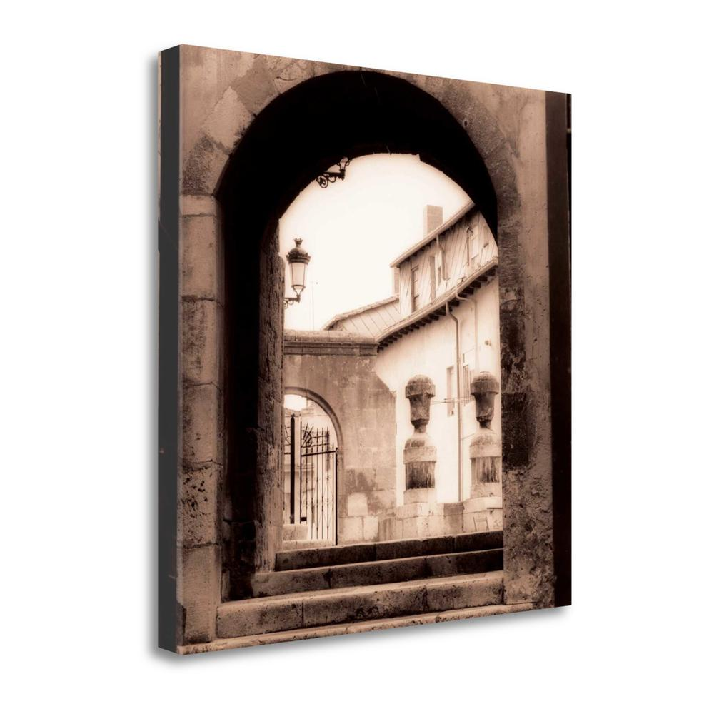 """""""Sevilla Espana"""" By Alan Blaustein, Giclee Print on Gallery Wrap Canvas. Picture 1"""