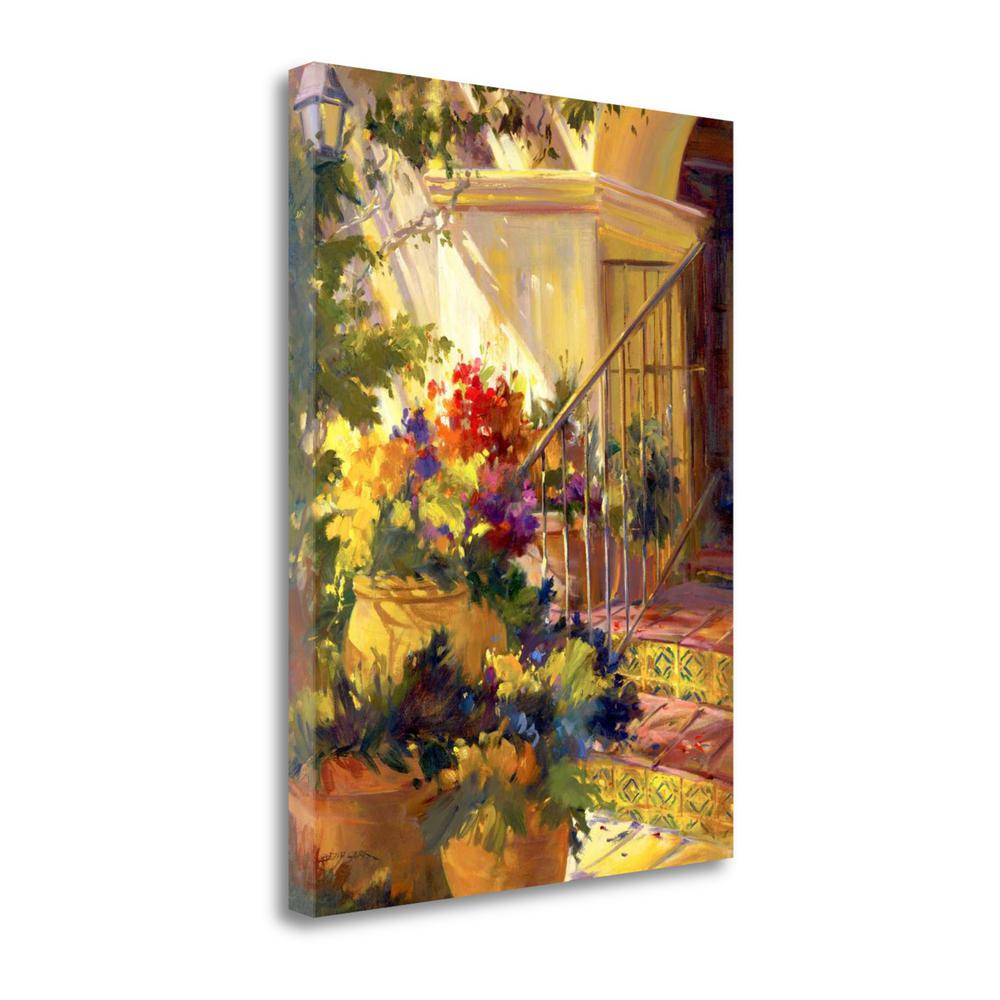 """""""Come On In"""" By Betty Carr, Fine Art Giclee Print on Gallery Wrap Canvas. Picture 1"""