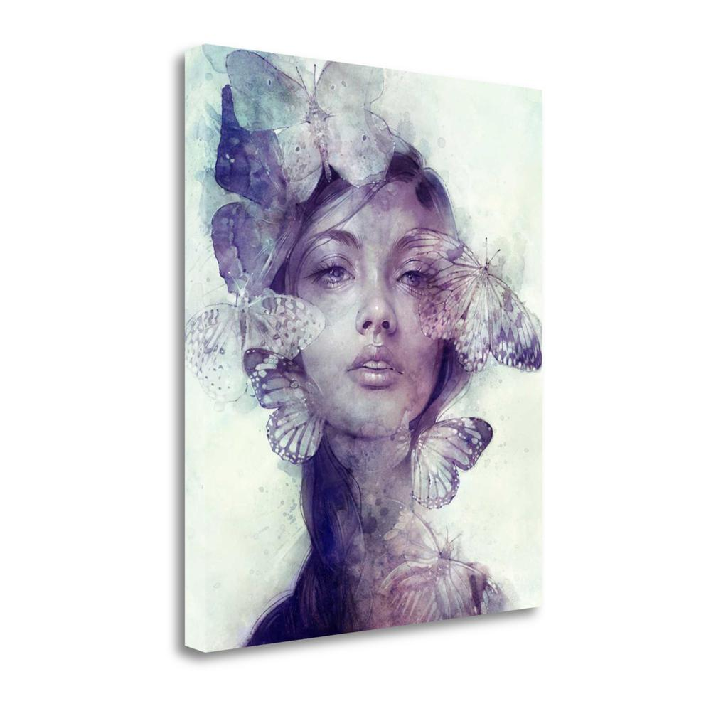 """""""Adorn"""" By Anna Dittman, Fine Art Giclee Print on Gallery Wrap Canvas. Picture 1"""
