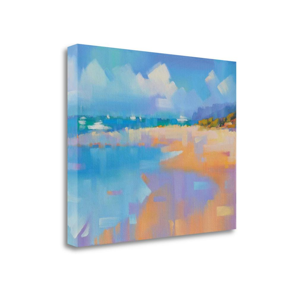 """""""Playa 14"""" By Alex Hook Krioutchkov, Giclee Print on Gallery Wrap Canvas. Picture 1"""