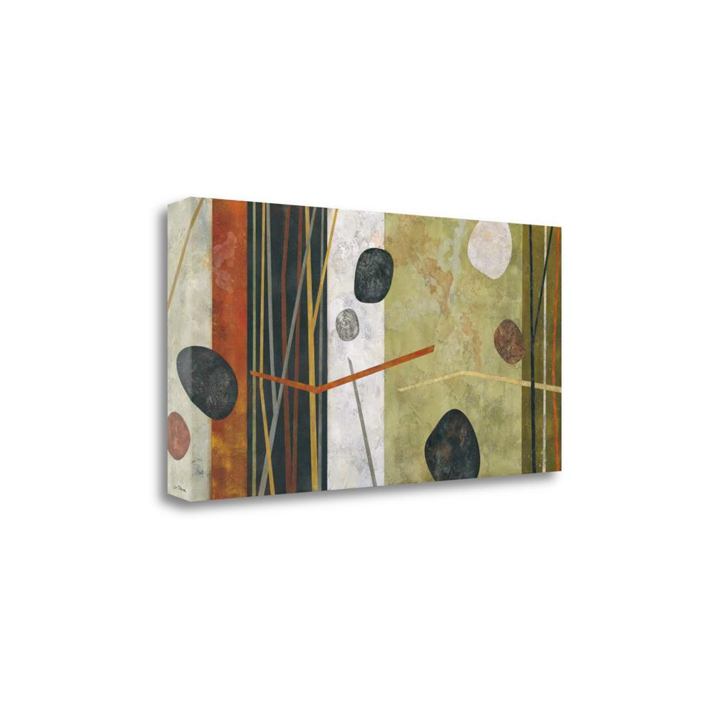 """Sticks And Stones III"" By Glenys Porter, Giclee Print on Gallery Wrap Canvas. Picture 1"