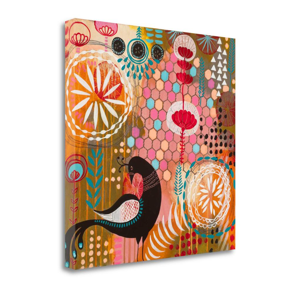 """""""Celebration"""" By Jessica Swift, Fine Art Giclee Print on Gallery Wrap Canvas, Ready to Hang. Picture 1"""