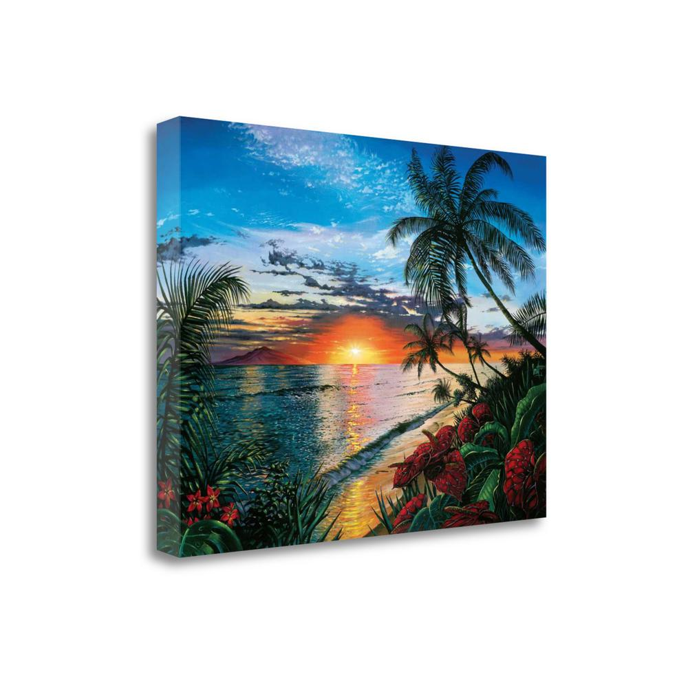 """""""Sunset Serenade"""" By Scott Westmoreland, Giclee Print on Gallery Wrap Canvas. Picture 1"""