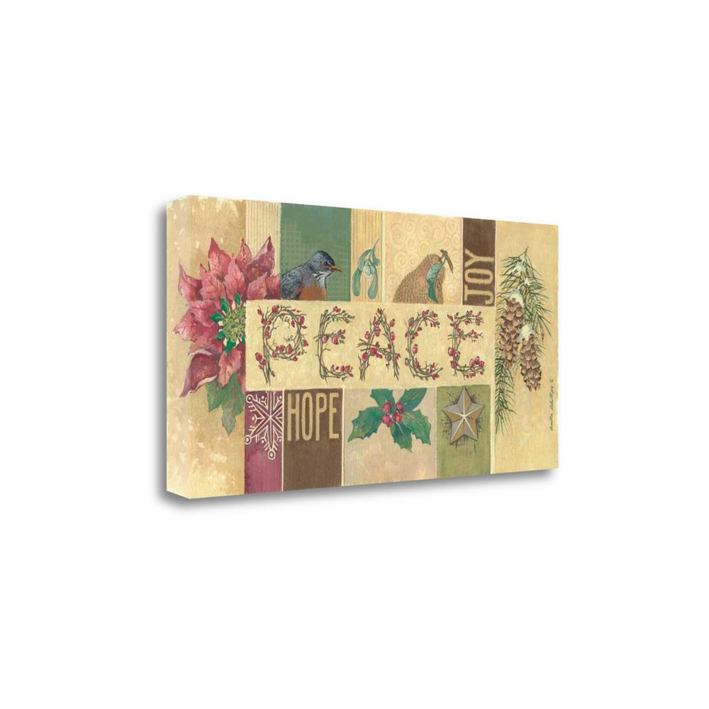 """""""Peace"""" By Anita Phillips, Fine Art Giclee Print on Gallery Wrap Canvas. Picture 1"""