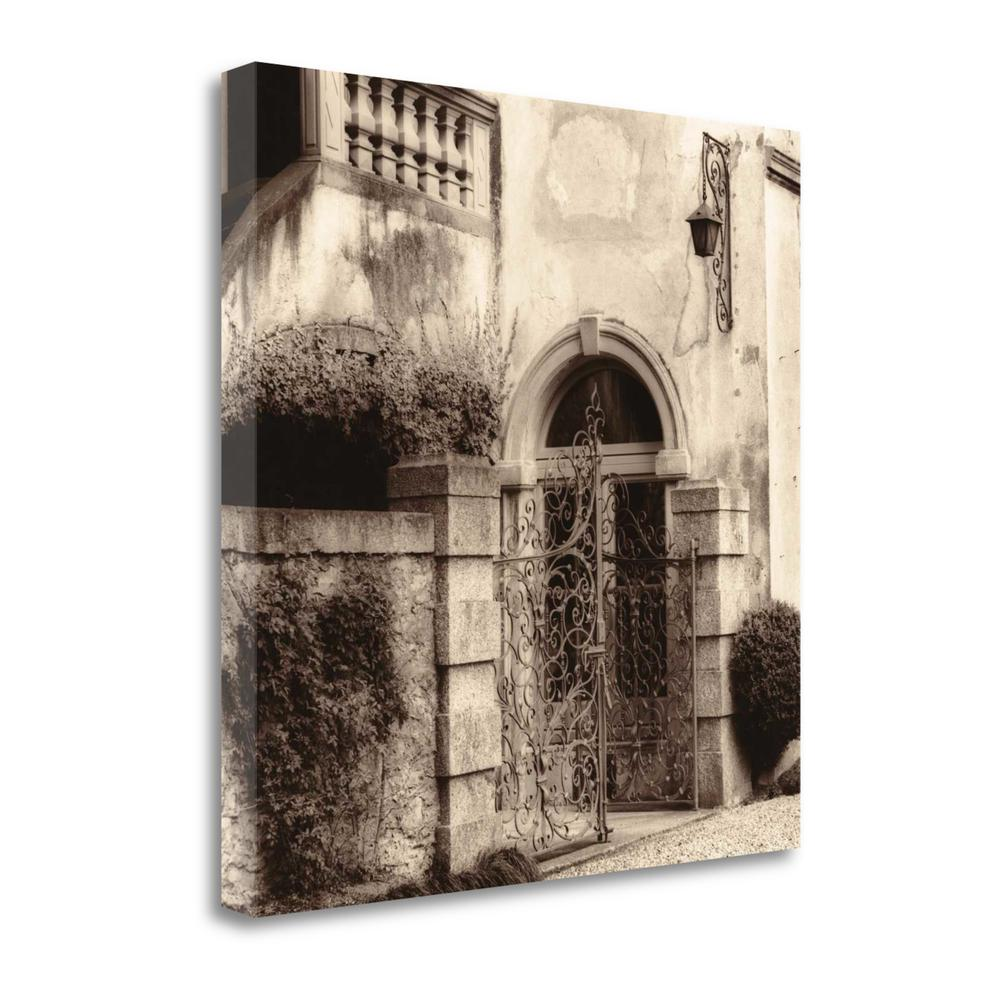 """Volterra - Toscana"" By Alan Blaustein, Giclee Print on Gallery Wrap Canvas"