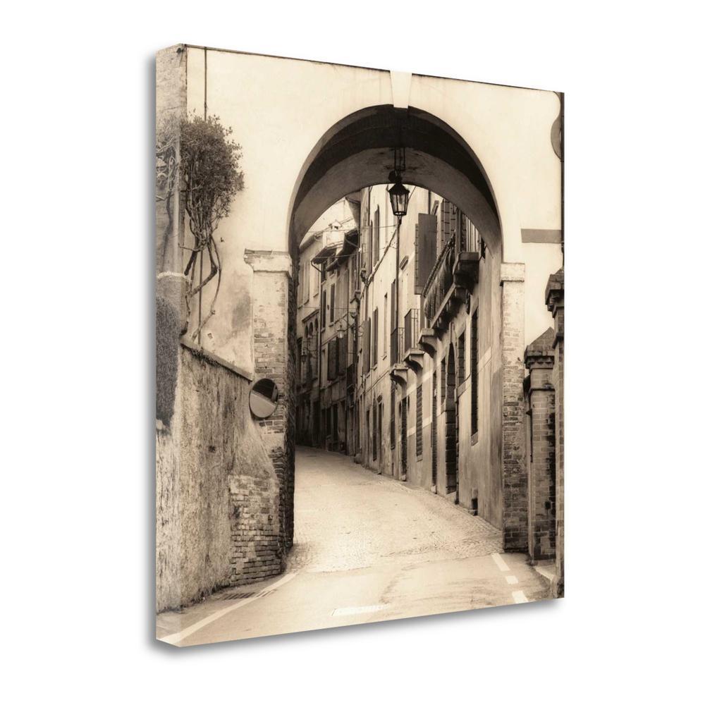 """Asolo Veneto"" By Alan Blaustein, Fine Art Giclee Print on Gallery Wrap Canvas. Picture 1"