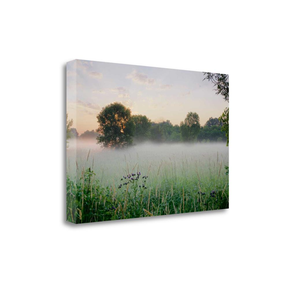 """""""Western Plains Sunrise"""" By Alan Blaustein, Giclee Print on Gallery Wrap Canvas. Picture 1"""