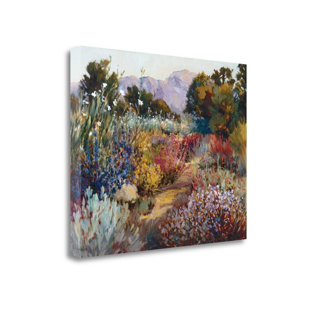 """""""Morning Bloom"""" By Ellie Freudenstein, Giclee Print on Gallery Wrap Canvas. Picture 1"""