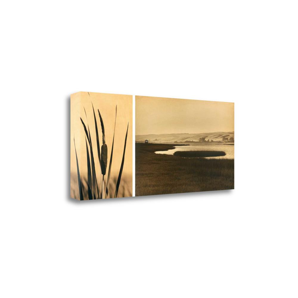 """""""Tomales Bay #2"""" By Jan Gauthier, Fine Art Giclee Print on Gallery Wrap Canvas. Picture 1"""