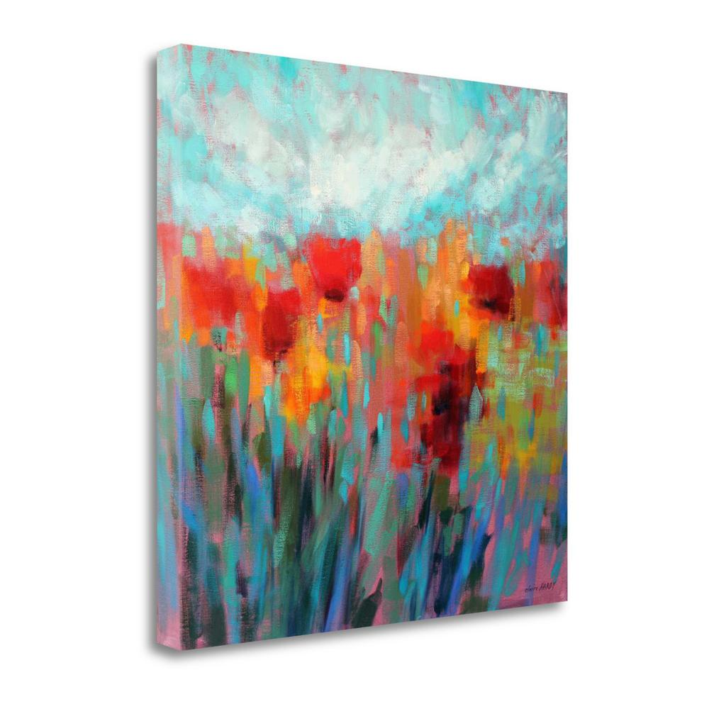 """""""Shimmering"""" By Claire Hardy, Fine Art Giclee Print on Gallery Wrap Canvas. Picture 1"""