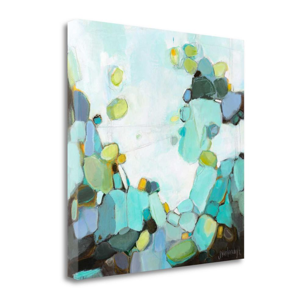"""Freshwater"" By Jamie Van Landuyt, Giclee Print on Gallery Wrap Canvas"