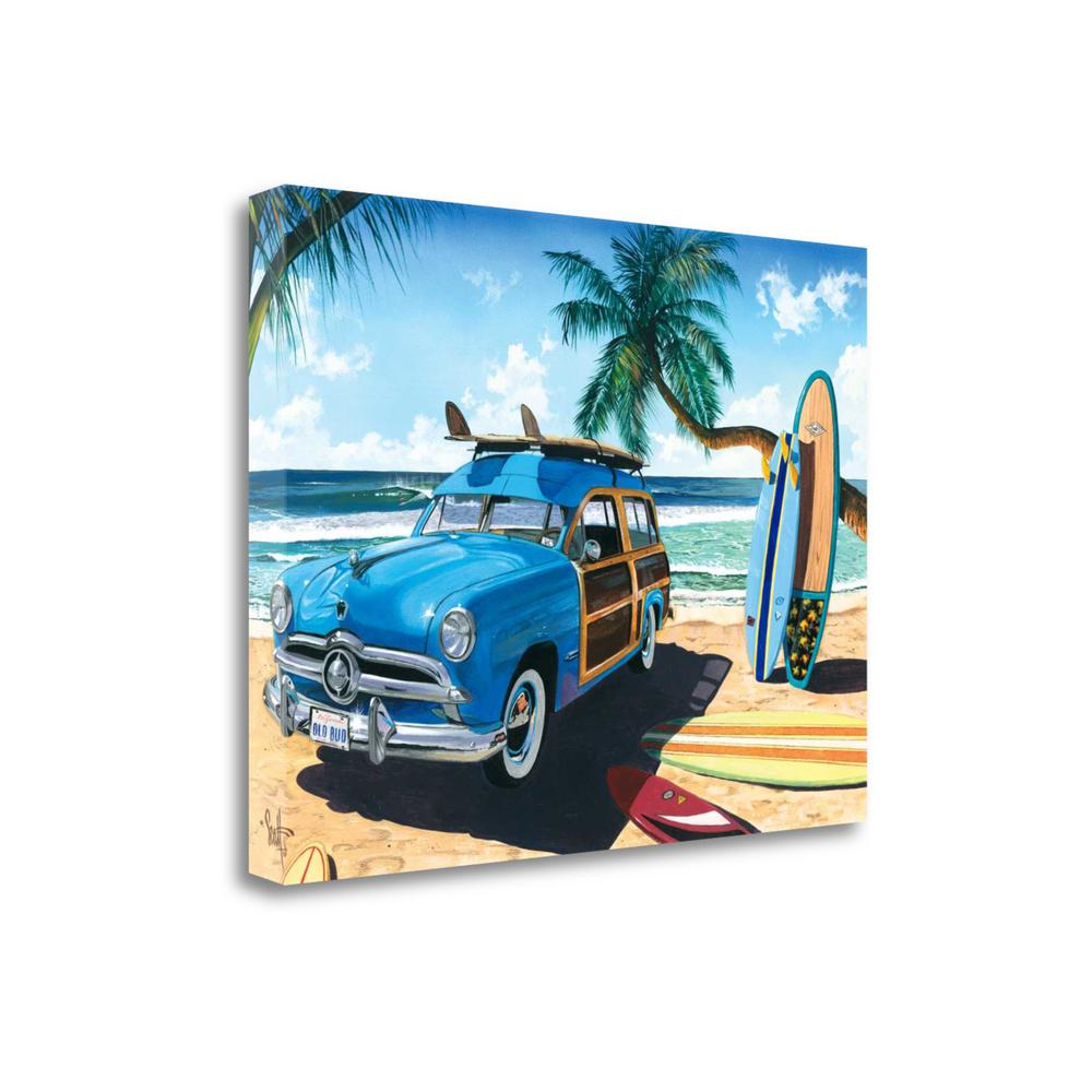 """""""Old Friends"""" By Scott Westmoreland, Giclee Print on Gallery Wrap Canvas. Picture 1"""