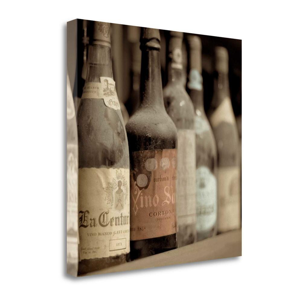 """""""Enoteca A Cortona No. 1"""" By Alan Blaustein, Giclee Print on Gallery Wrap Canvas. Picture 1"""