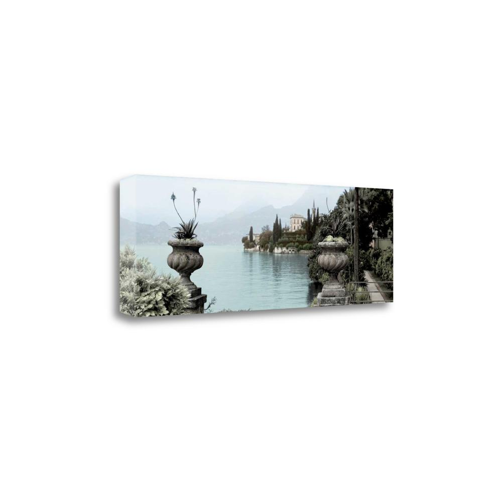 """""""Lakeside Urns"""" By Alan Blaustein, Giclee Print on Gallery Wrap Canvas. Picture 1"""