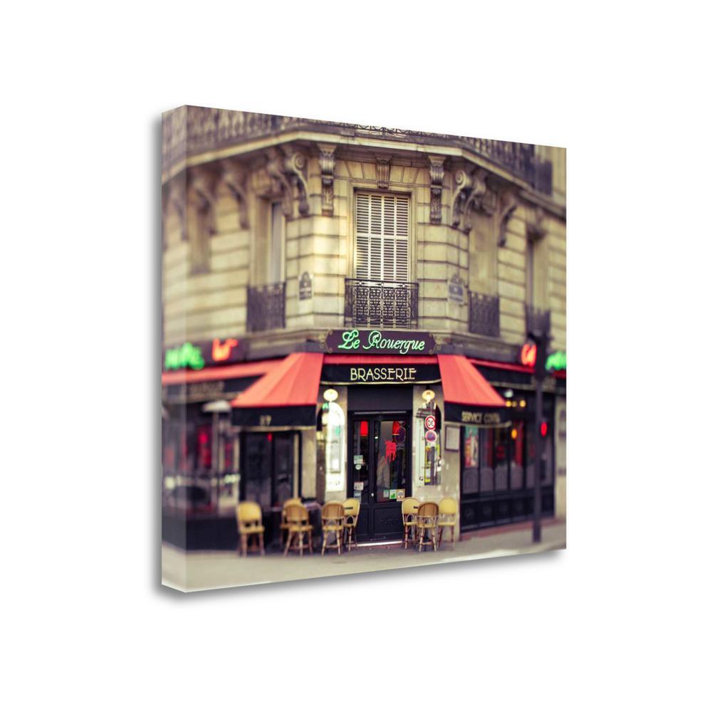 """""""Paris La Rouerge"""" By Keri Bevan, Fine Art Giclee Print on Gallery Wrap Canvas. Picture 1"""
