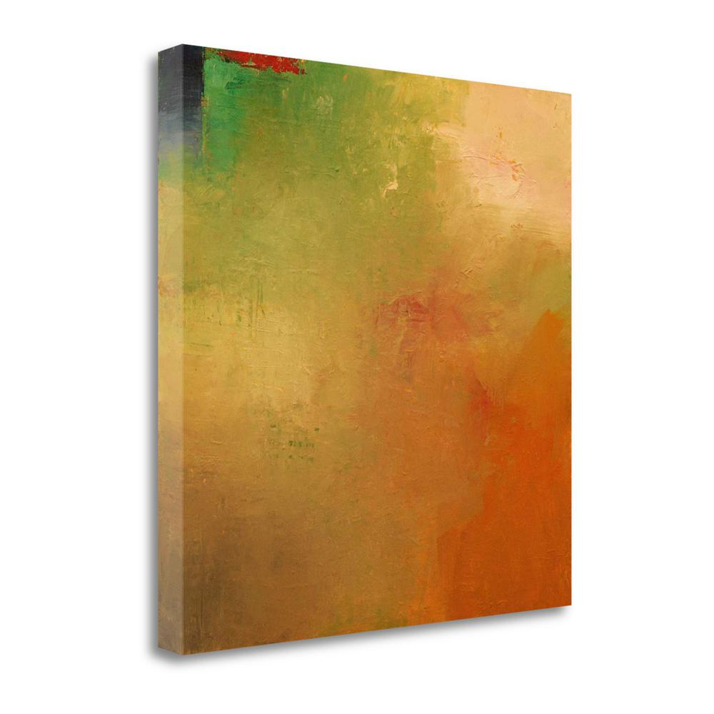 """""""Autumn Mist"""" By Mark Dickson, Fine Art Giclee Print on Gallery Wrap Canvas. Picture 1"""