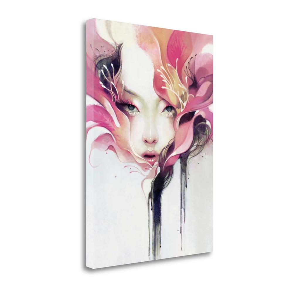 """Bauhinia"" By Anna Dittman, Fine Art Giclee Print on Gallery Wrap Canvas. Picture 1"